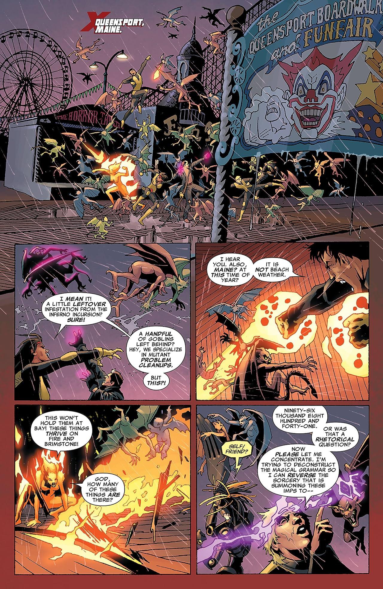 New Mutants (2009-2011) #44