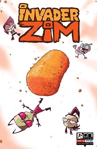 Invader ZIM No.4