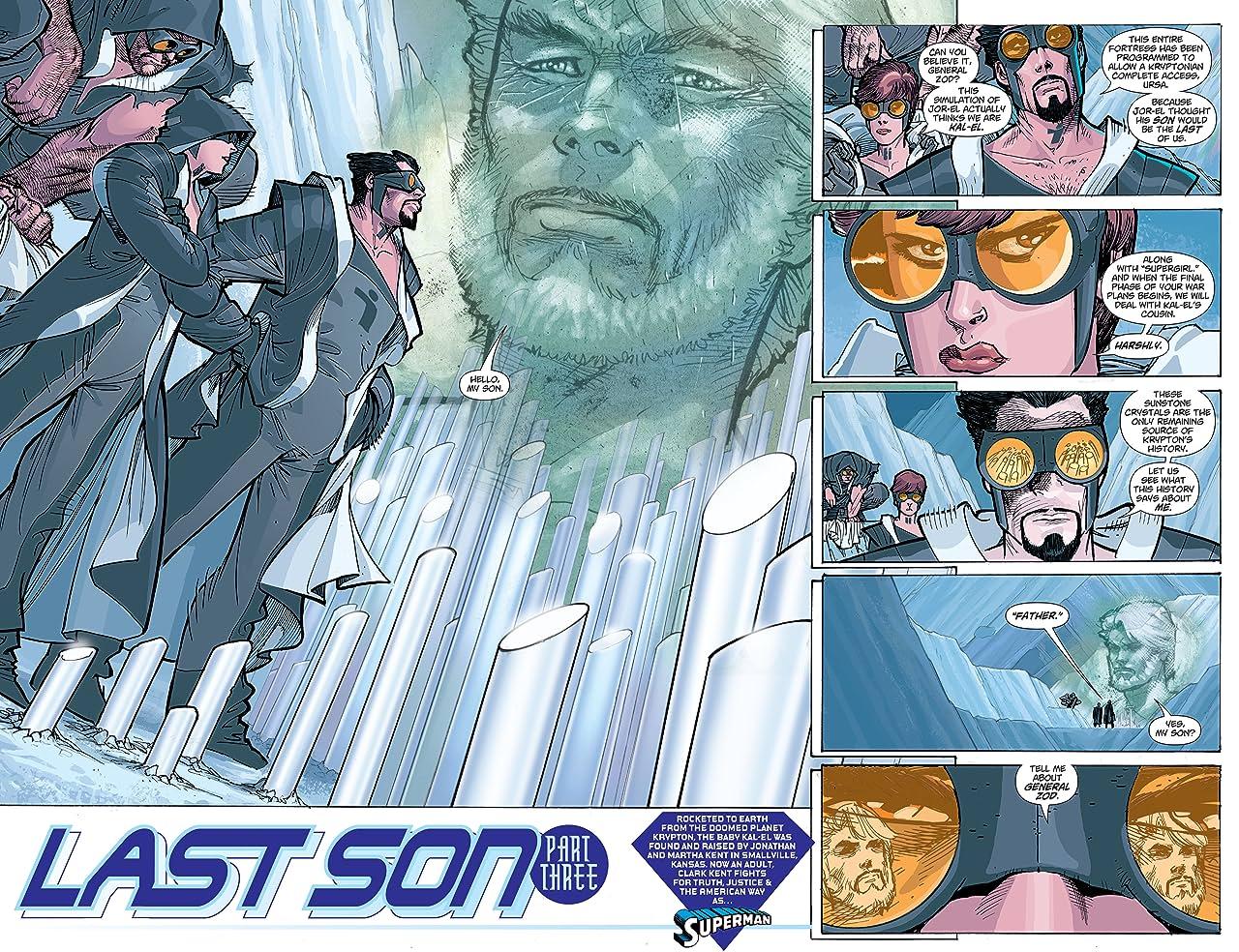 Action Comics (1938-2011) #846