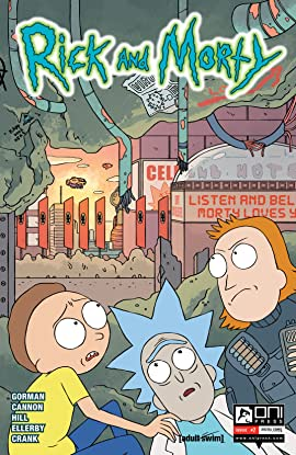 Rick and Morty #7
