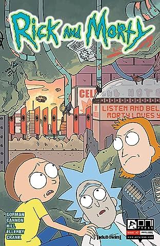 Rick and Morty No.7