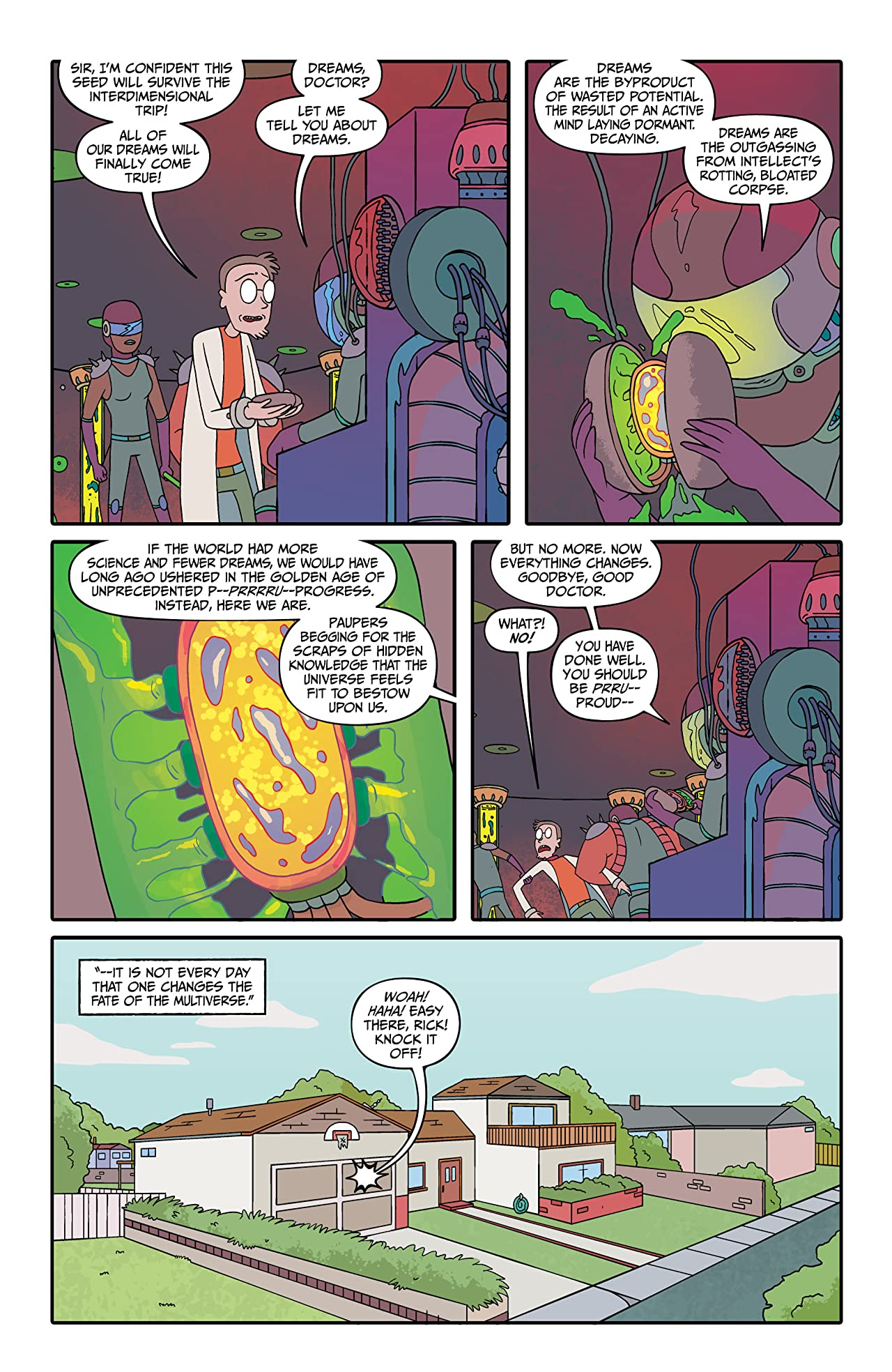 Rick and Morty #7