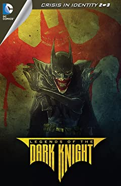 Legends of the Dark Knight (2012-2015) #5