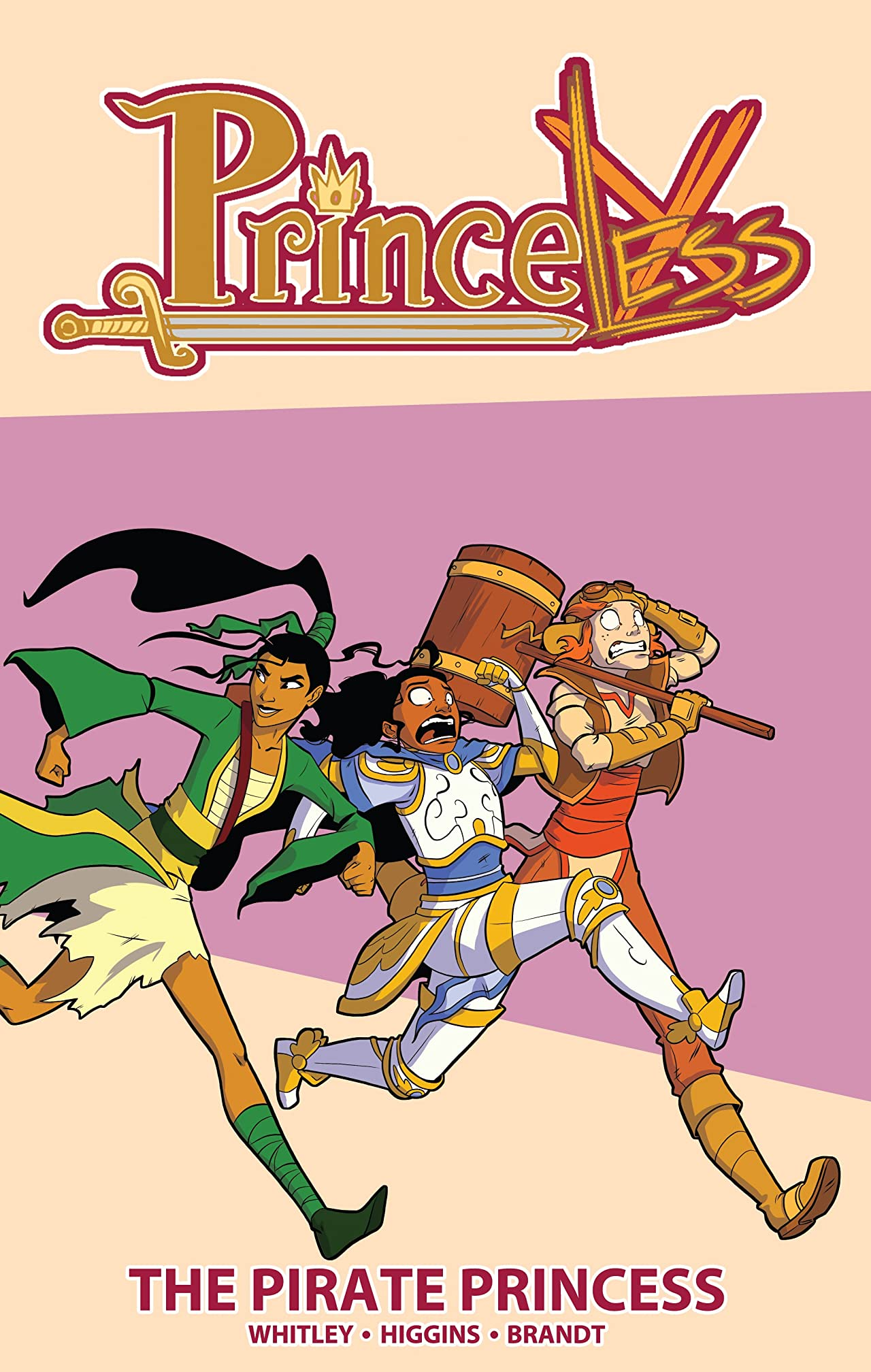 Princeless: Book 3 -  The Pirate Princess