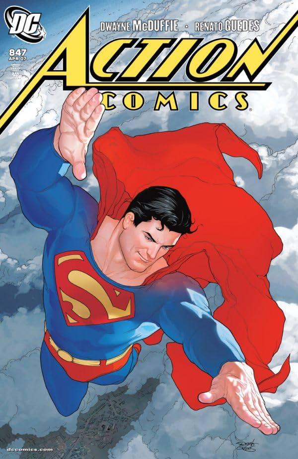 Action Comics (1938-2011) #847