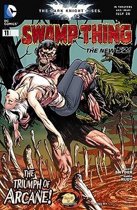 Swamp Thing (2011-2015) #11