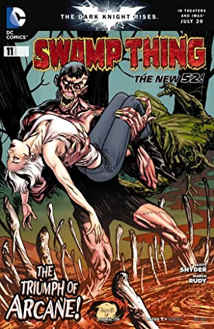 Swamp Thing (2011-2015) No.11