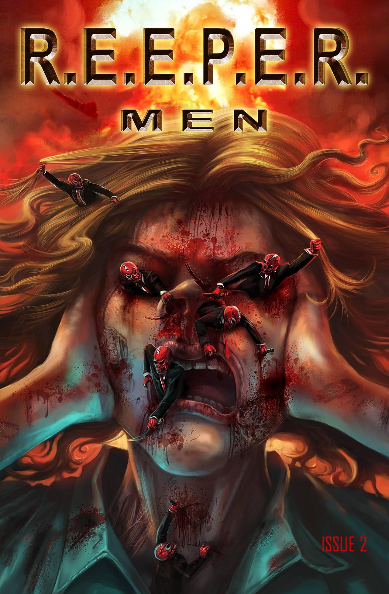 R.E.E.P.E.R. Men #2