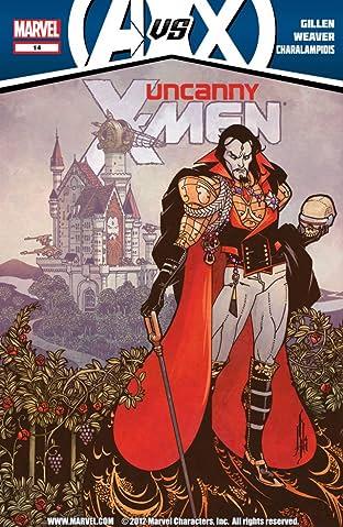 Uncanny X-Men (2011-2012) No.14