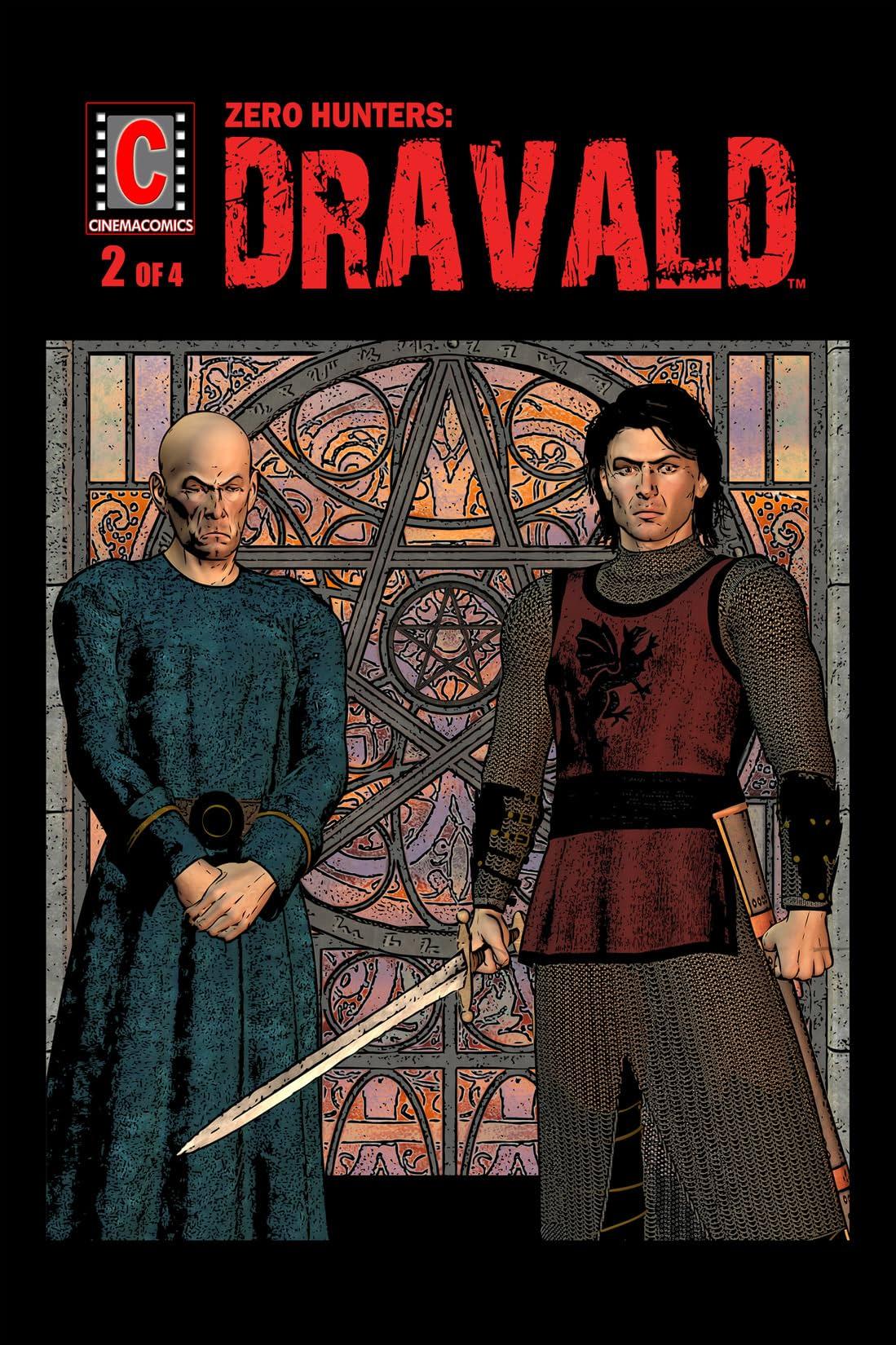 Zero Hunters: Dravald #2