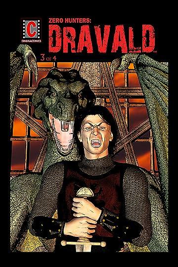 Zero Hunters: Dravald #3