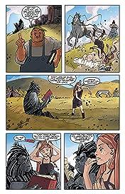 Six-Gun Gorilla: Long Days of Vengeance #5