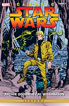Classic Star Wars (1992-1994) #5