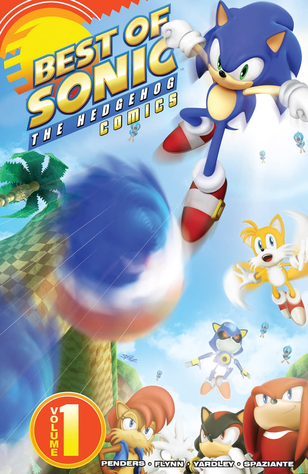 Best of Sonic the Hedgehog Vol. 1