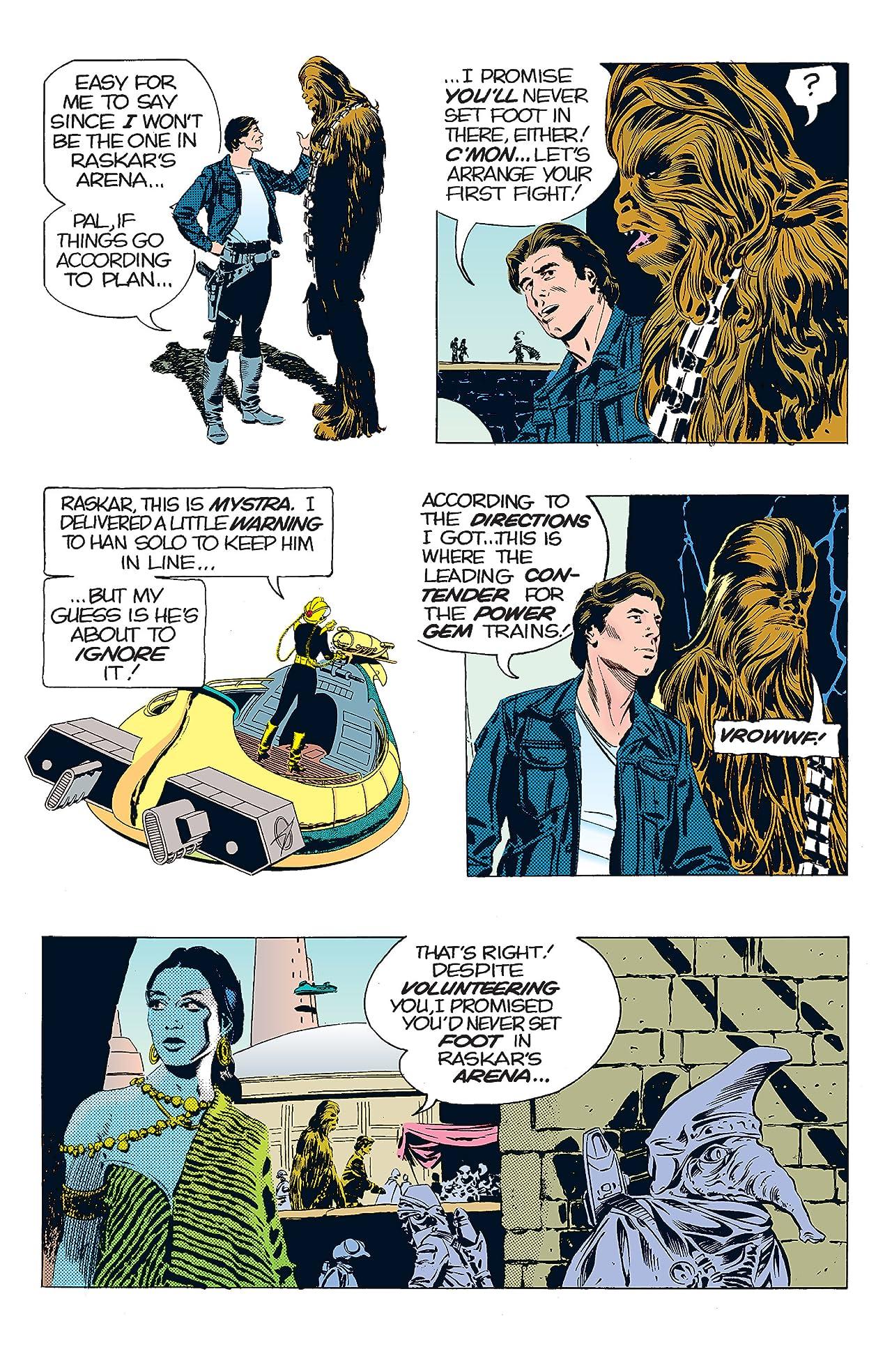 Classic Star Wars (1992-1994) #12