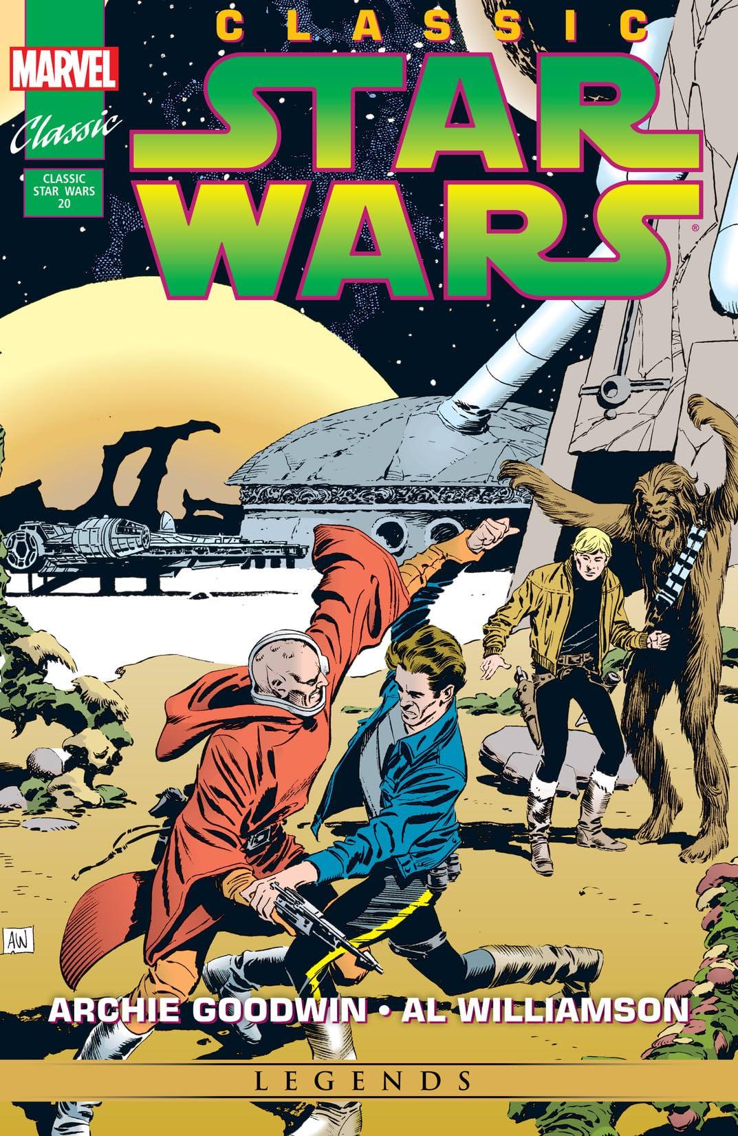 Classic Star Wars (1992-1994) #20