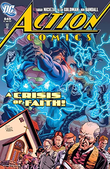 Action Comics (1938-2011) #849
