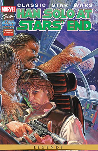 Classic Star Wars: Han Solo At Stars' End (1997) #1 (of 3)