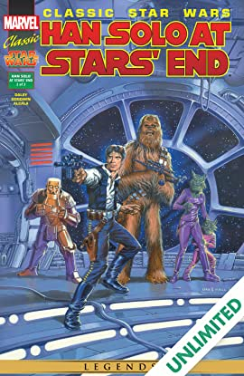 Classic Star Wars: Han Solo At Stars' End (1997) #2 (of 3)