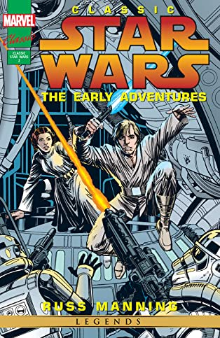 Classic Star Wars: The Early Adventures (1994-1995) #2