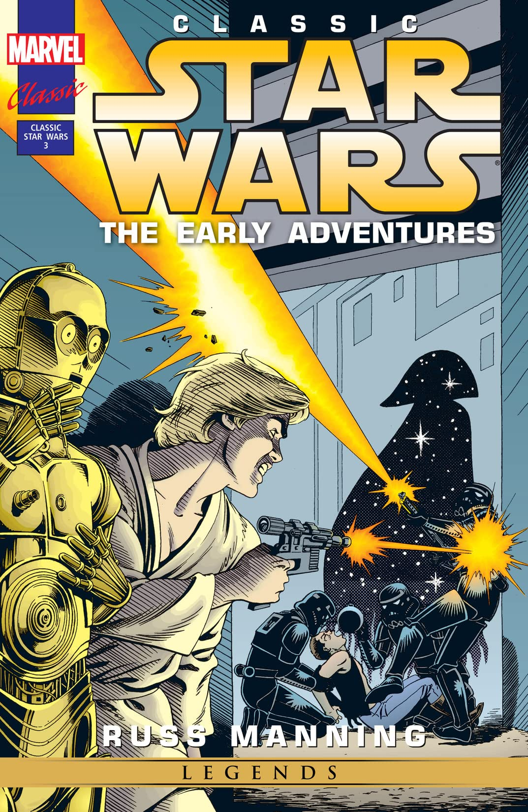 Classic Star Wars: The Early Adventures (1994-1995) #3