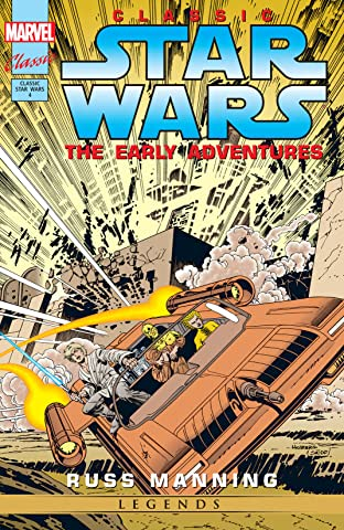 Classic Star Wars: The Early Adventures (1994-1995) #4