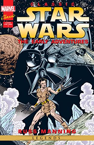 Classic Star Wars: The Early Adventures (1994-1995) #5