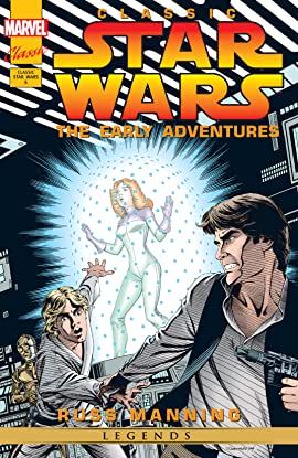 Classic Star Wars: The Early Adventures (1994-1995) #6