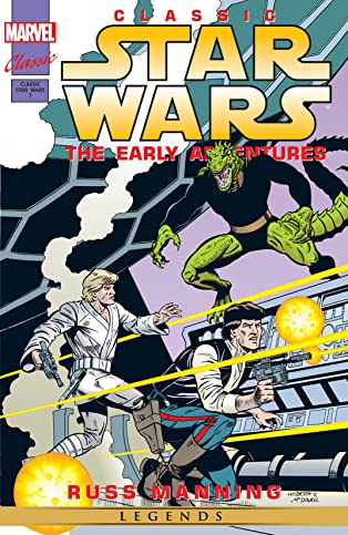 Classic Star Wars: The Early Adventures (1994-1995) #7
