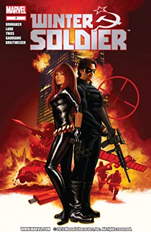 Winter Soldier #7
