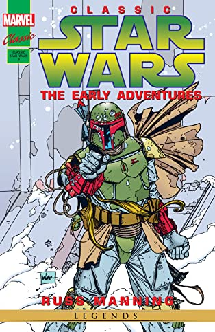 Classic Star Wars: The Early Adventures (1994-1995) #9
