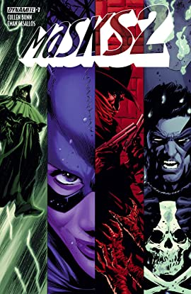 Masks 2 #7 (of 8): Digital Exclusive Edition