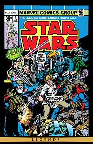 Star Wars (1977-1986) #2