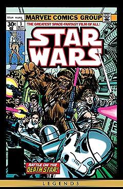 Star Wars (1977-1986) #3