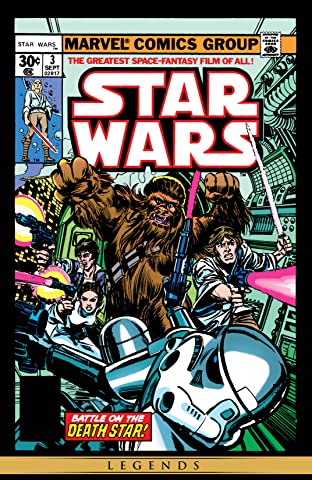 Star Wars (1977-1986) No.3