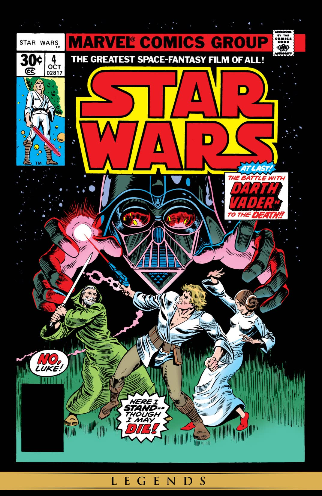 Star Wars (1977-1986) No.4