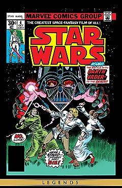 Star Wars (1977-1986) #4