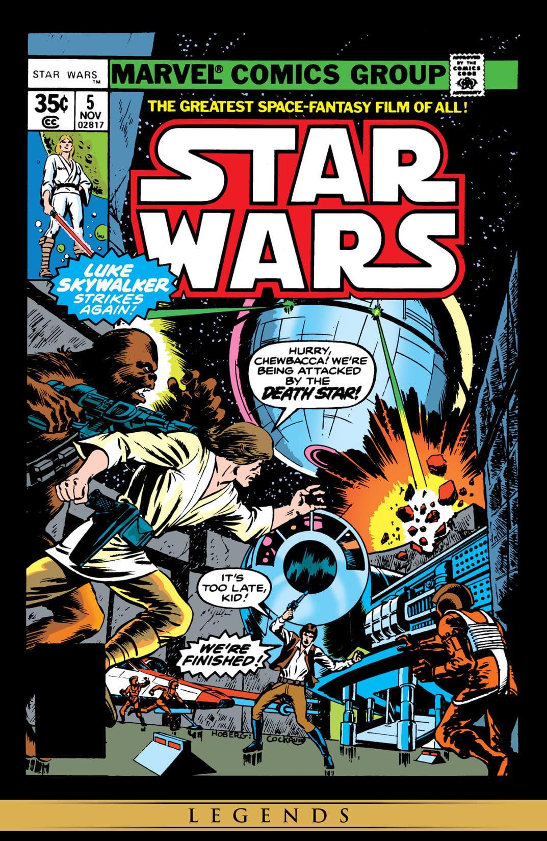 Star Wars (1977-1986) #5