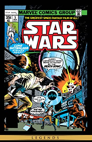 Star Wars (1977-1986) No.5