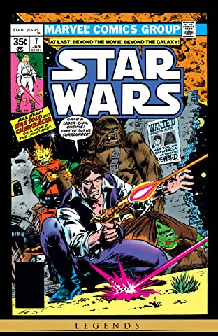 Star Wars (1977-1986) No.7