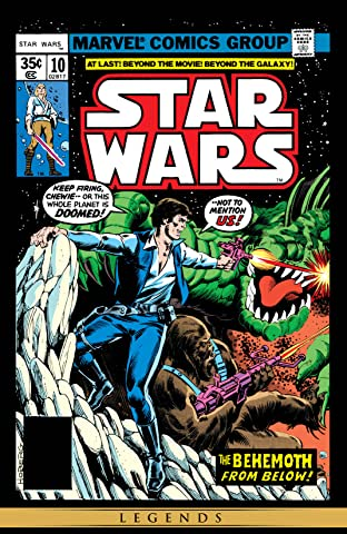 Star Wars (1977-1986) No.10