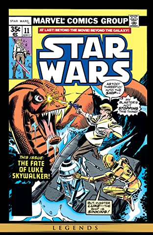 Star Wars (1977-1986) No.11