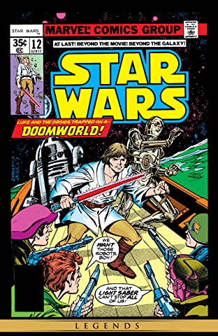 Star Wars (1977-1986) No.12