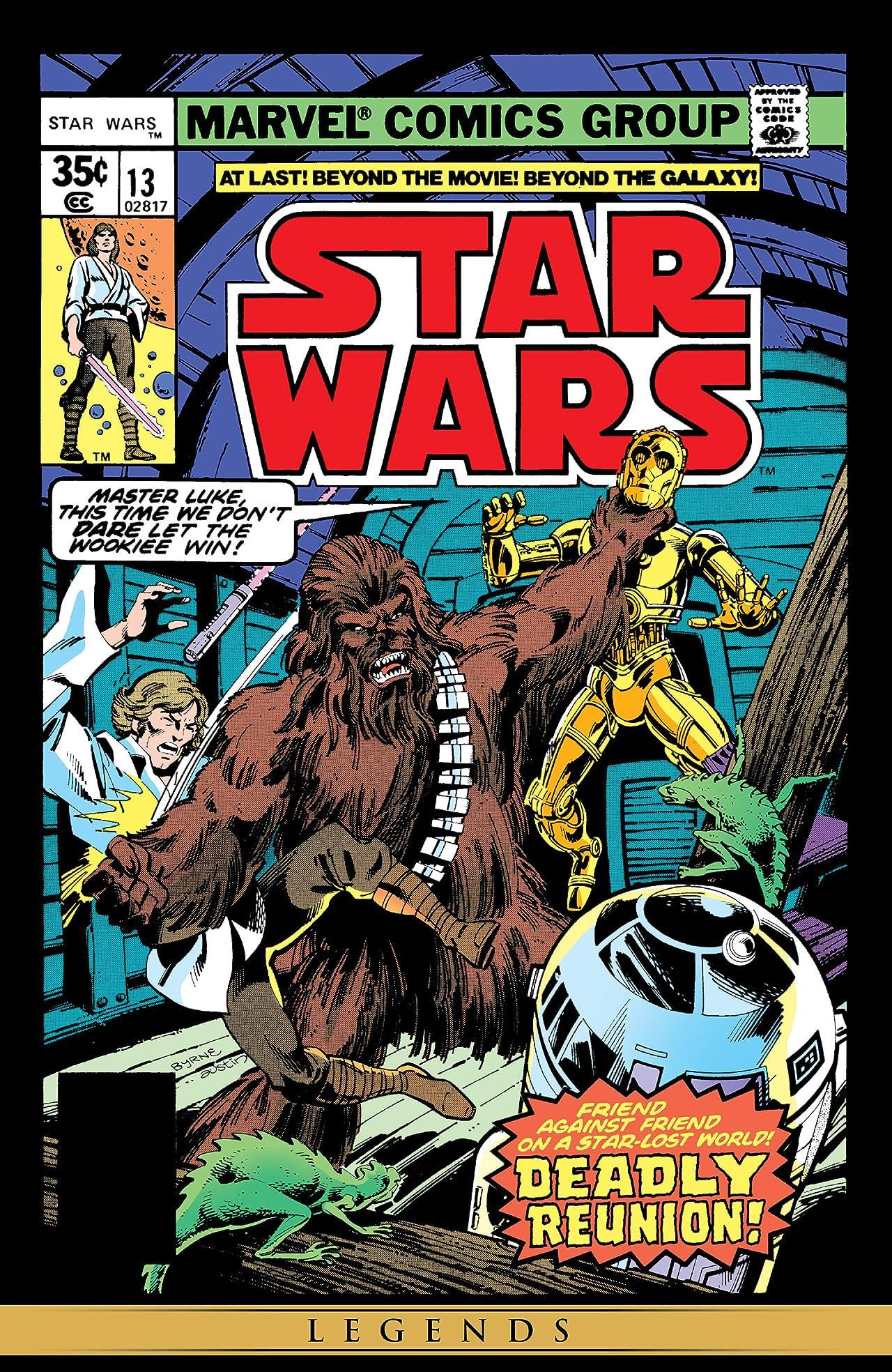 Star Wars (1977-1986) #13
