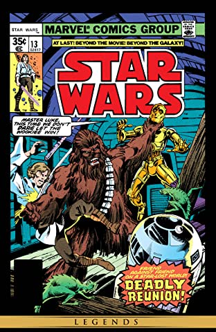 Star Wars (1977-1986) No.13