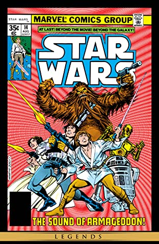 Star Wars (1977-1986) No.14