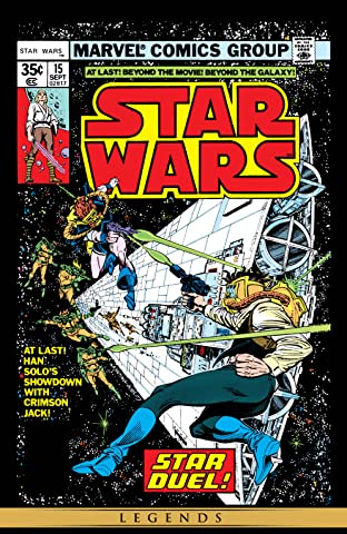 Star Wars (1977-1986) No.15