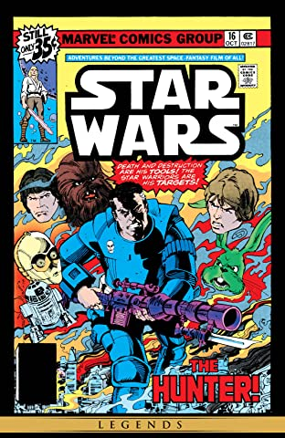 Star Wars (1977-1986) No.16