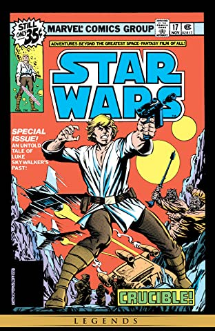 Star Wars (1977-1986) No.17