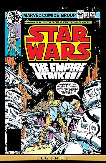 Star Wars (1977-1986) #18